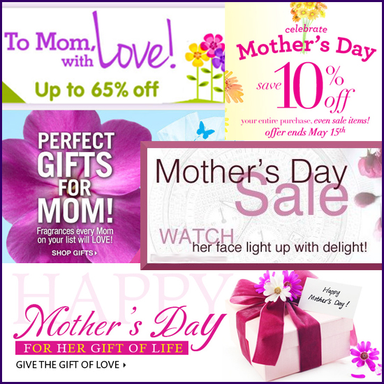 mother's day sale signs copy